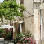 terrasse maison haute provence