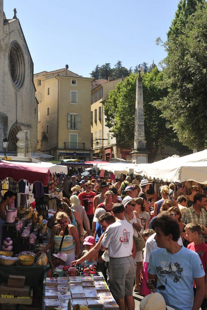 marché forcalquier