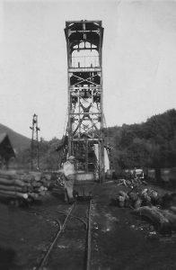Photo extraite des collections du Musée de la Mine, St-Maime.