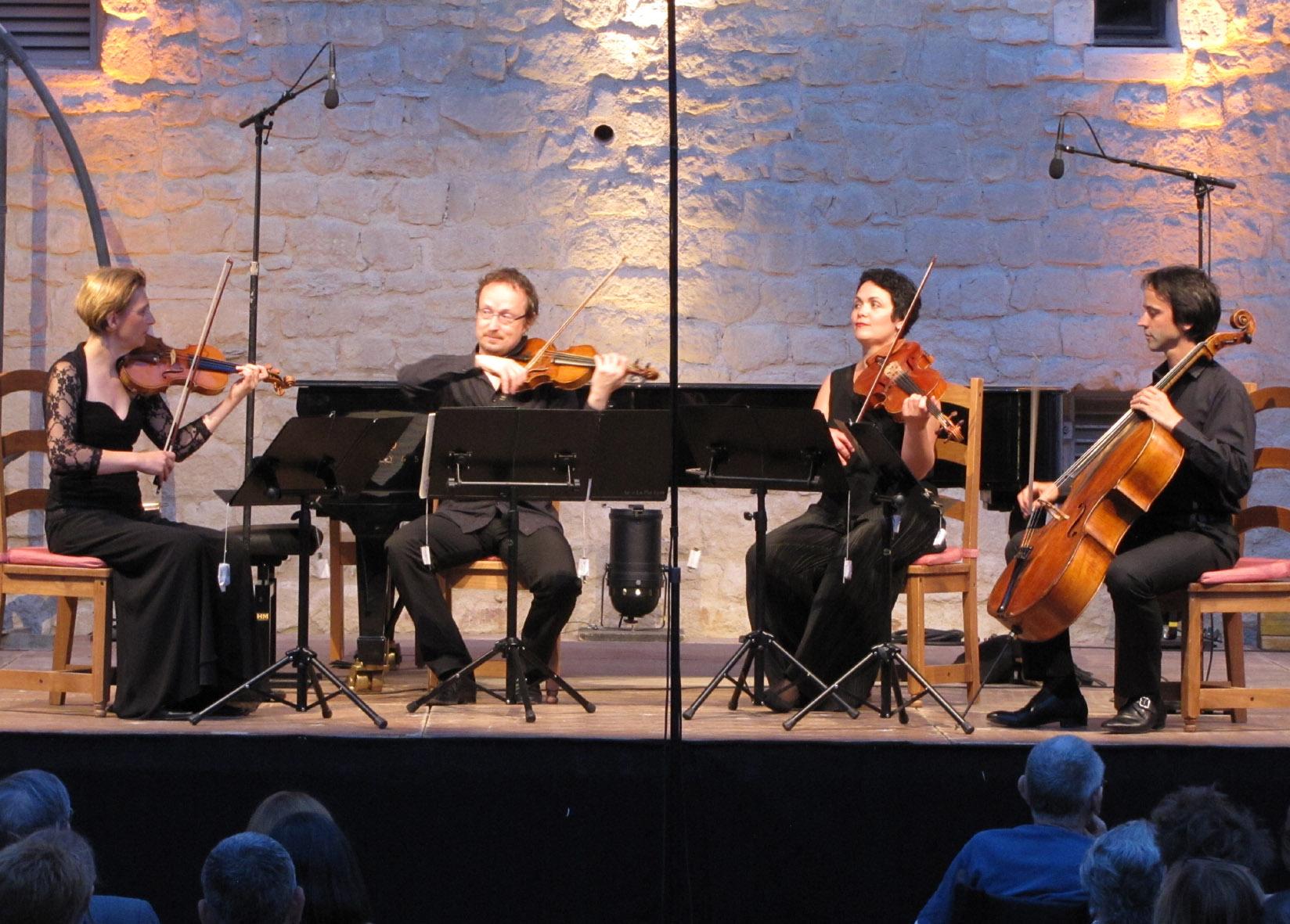 2012 Cordeliers quatuor