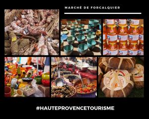 Marché de Forcalquier